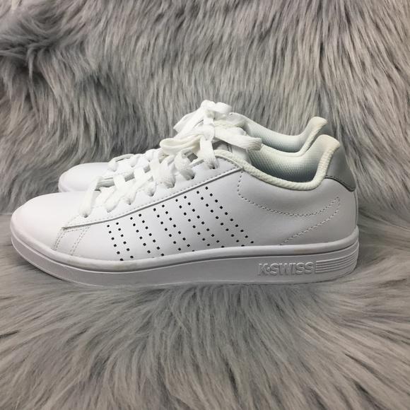 K-Swiss Shoes   Kswiss Court Casper S